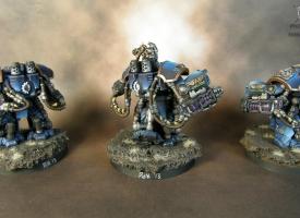 Escuadra Centuriones Ultramarines