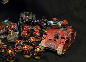Escuadra táctica y Razorback