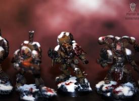 Escuadra Marines de Plaga