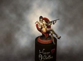 Honey Valentine 4