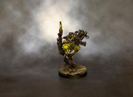 Ork Warboss 1