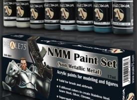 Set NMM metálicos