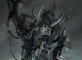 Orko en armaduraz