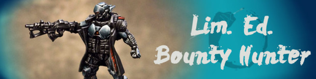 Boton Lim ed bounty hunter