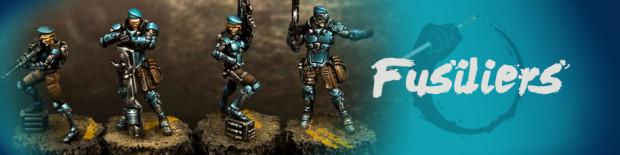 Boton fusiliers