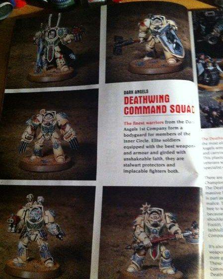 Deathwing terminators 6 ed nuevos