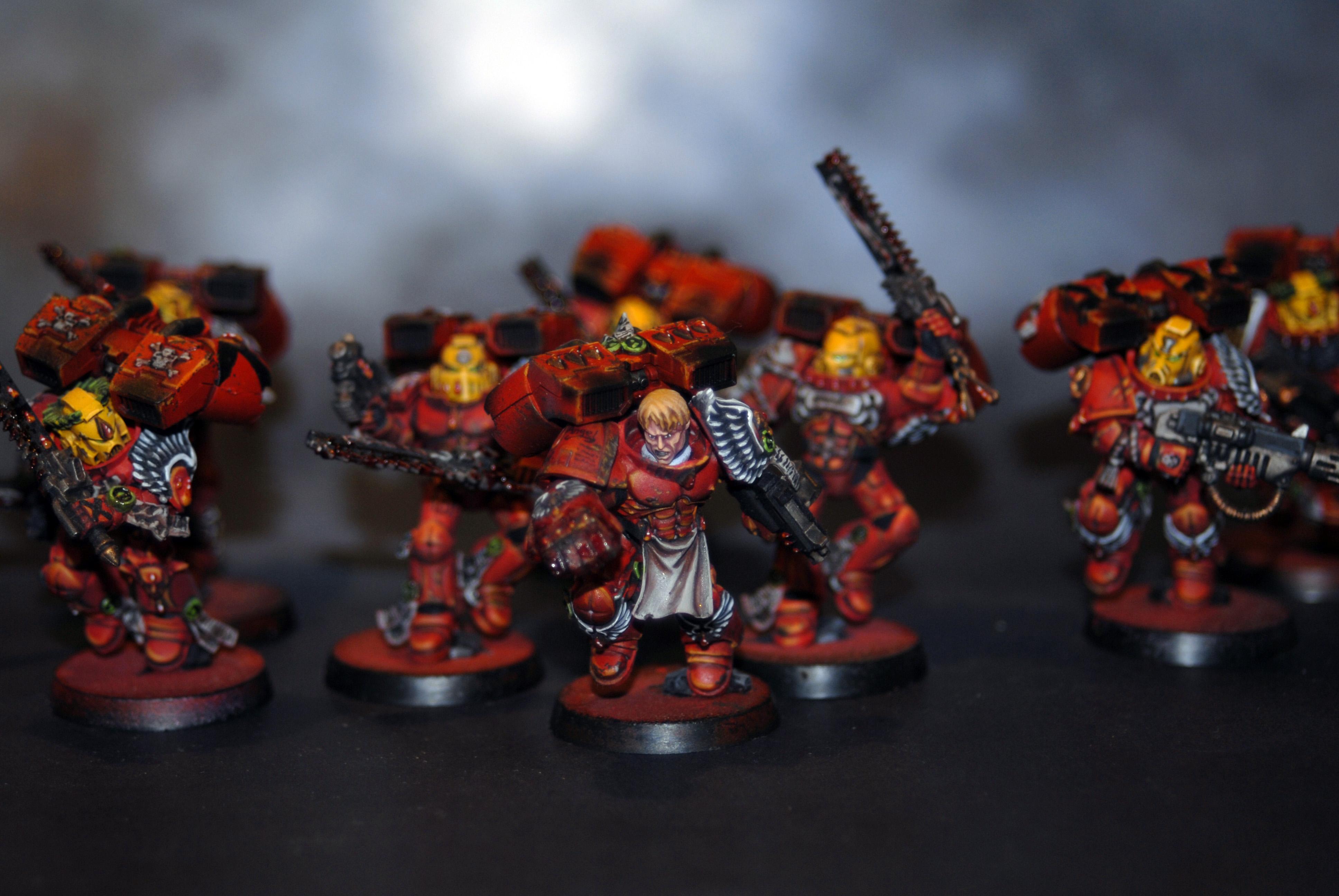 escuadra de asalto angeles sangrientos