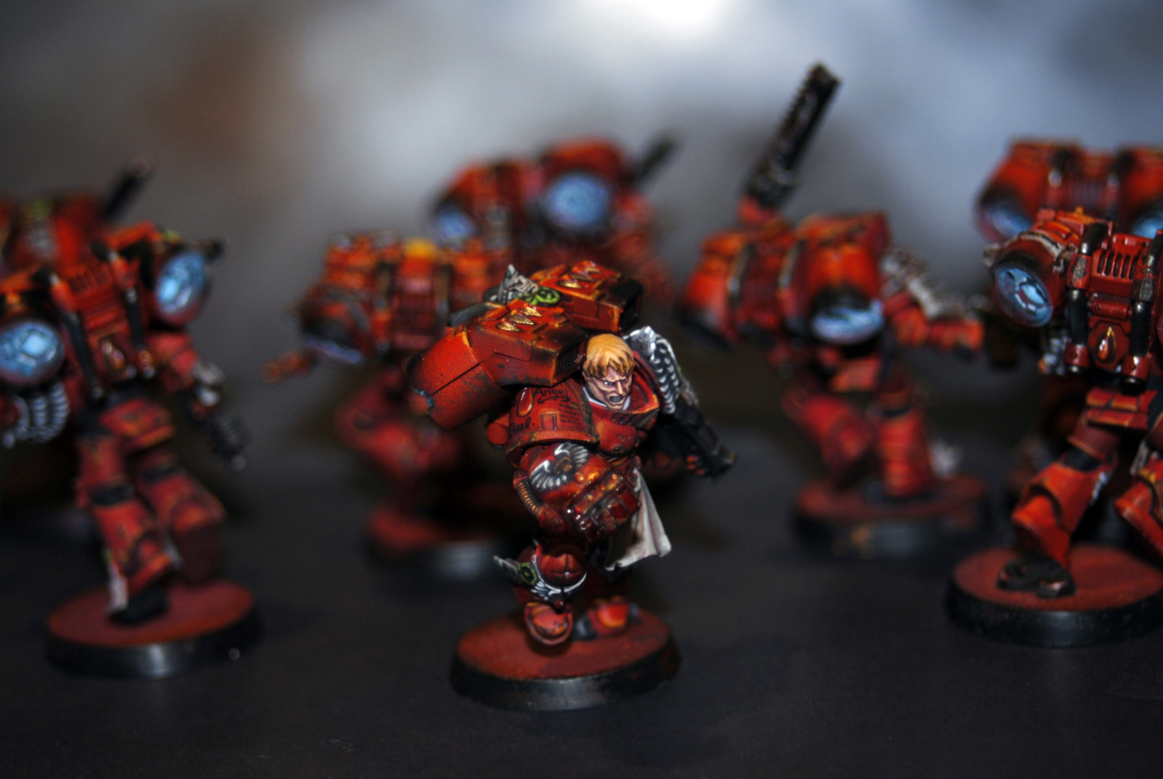Sargento asalto blood angels