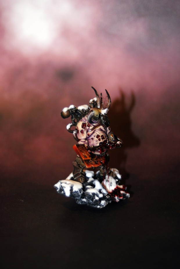 Chaos nurle lord conversion