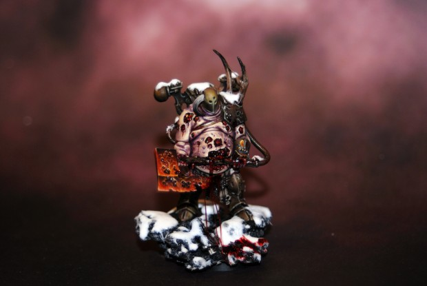 Chaos nurgle lord conversion