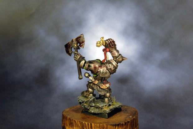 Sorteo Grimgor warhammer