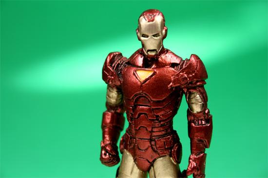 IronMan figurine
