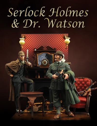 Serlock Homles & Dr. Watson