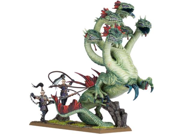 Kharibdyss/Hidra de guerra