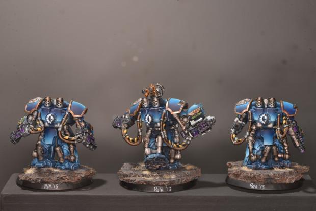 Escuadra centuriones