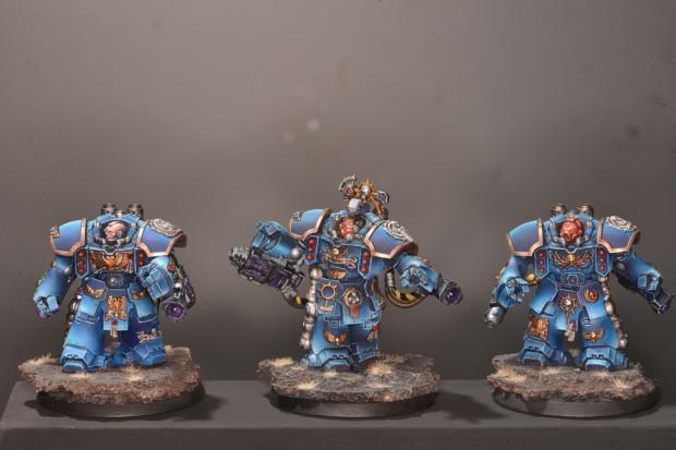 Centuriones Ultramarines