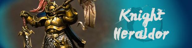 Boton Knight Heraldor