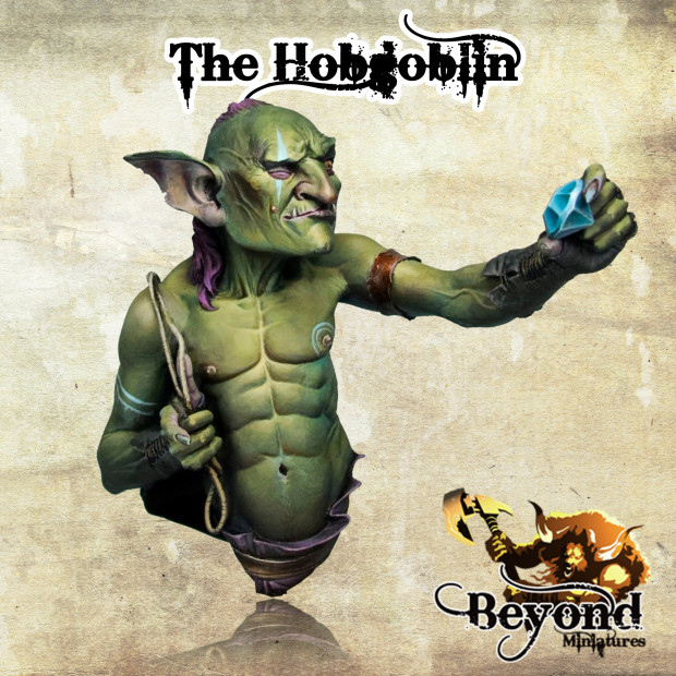 goblin beyond miniatures masclans